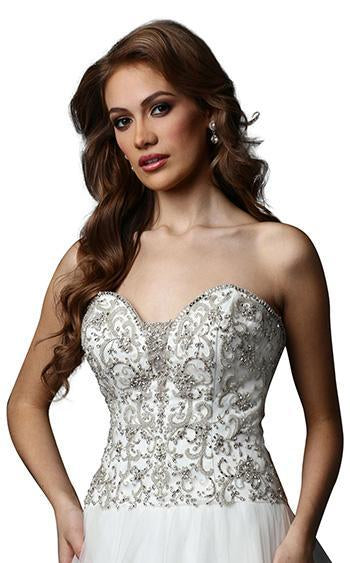Impression Couture 12779 Ivory