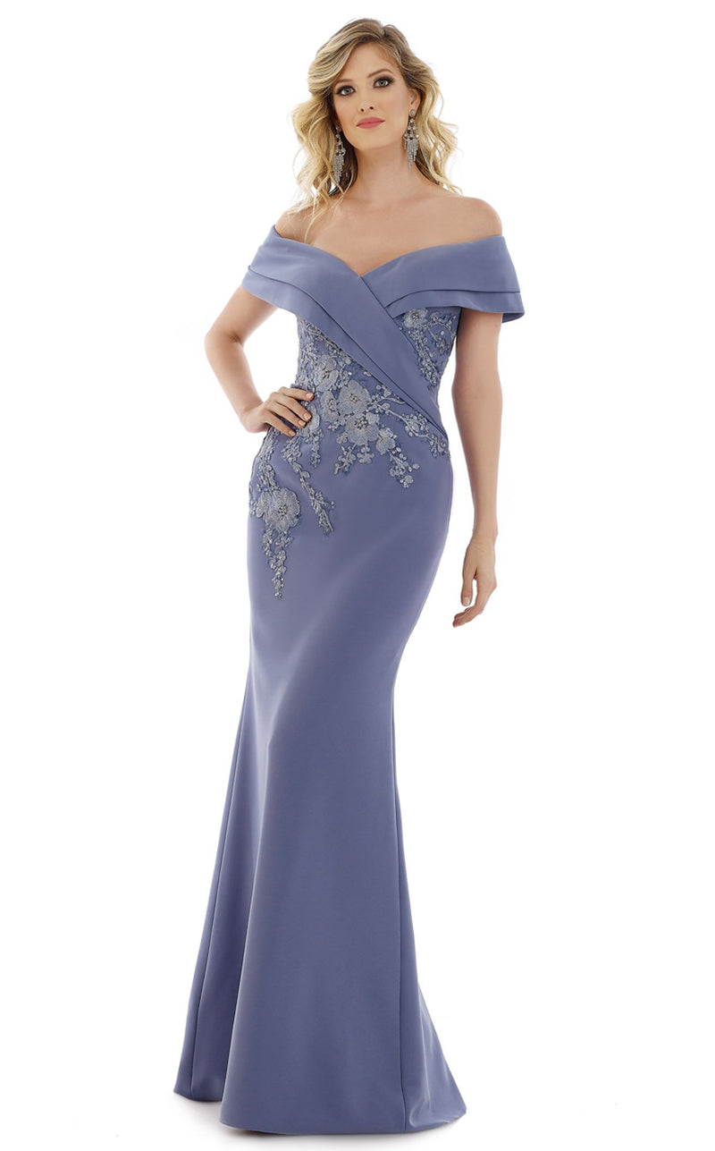Gia Franco 12979 Dress Venice-Blue