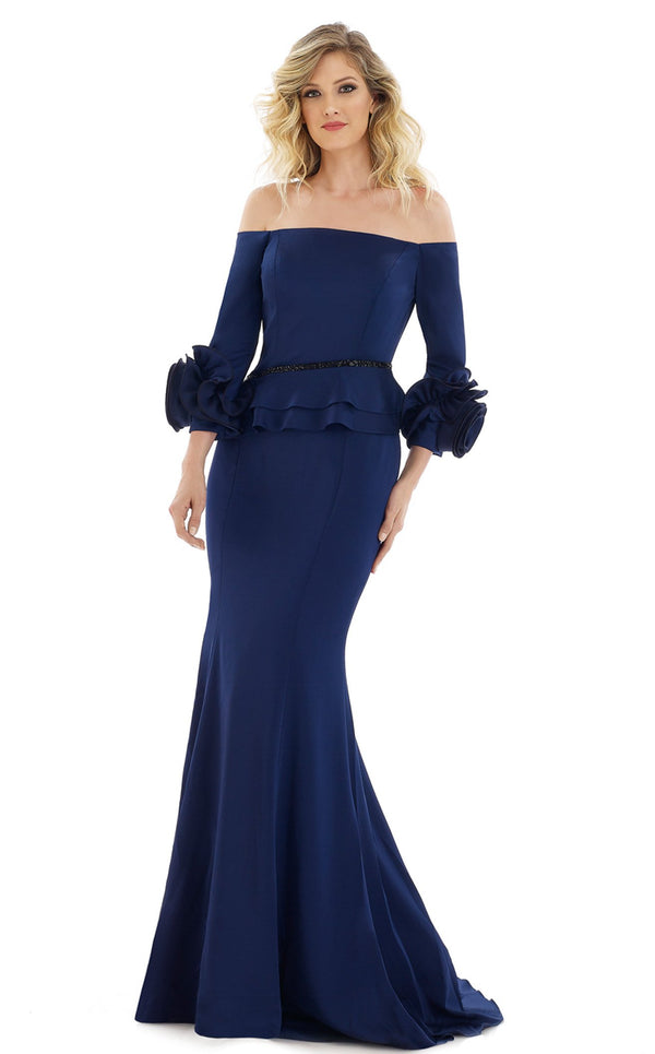 Gia Franco 12983 Dress Navy