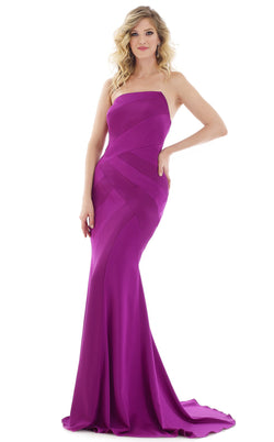 Gia Franco 12984 Dress Magenta