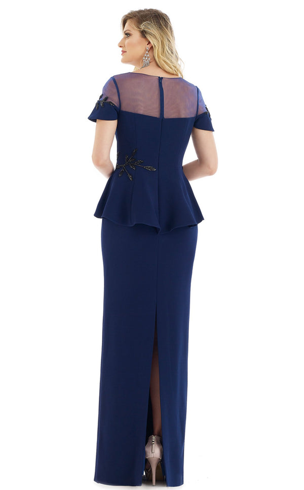 Gia Franco 12987 Dress Navy
