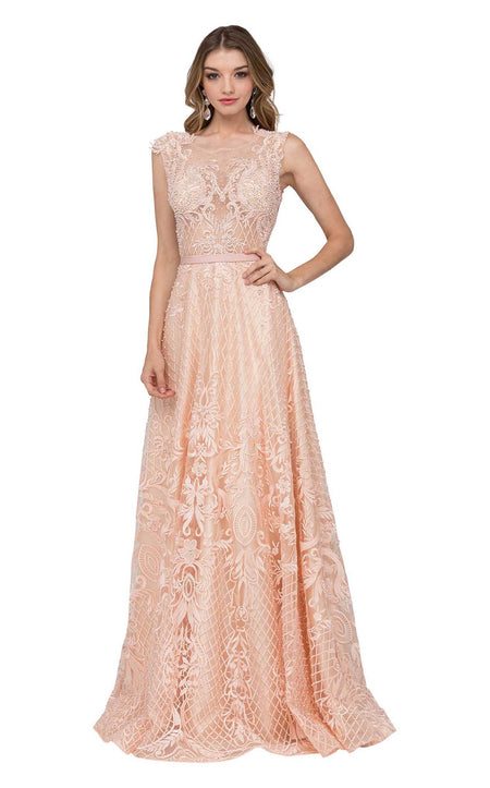 Johnathan Kayne 9039 Dress