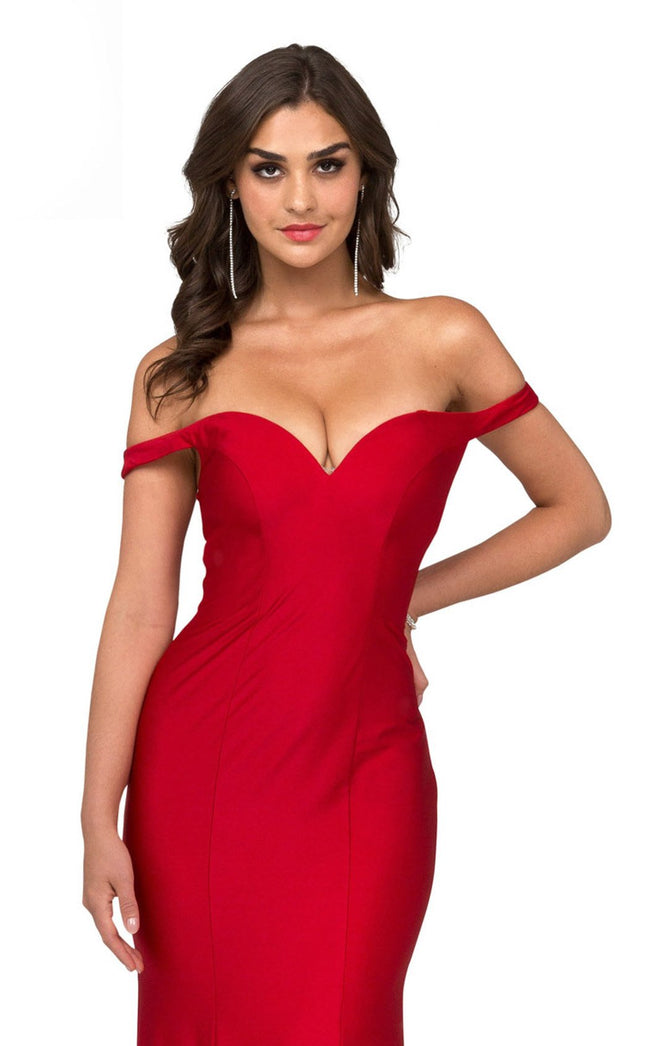 Cecilia Couture 1425 Red