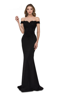 Cecilia Couture 1428 Black
