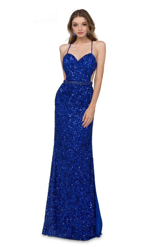 Cecilia Couture 1430 Royal Blue