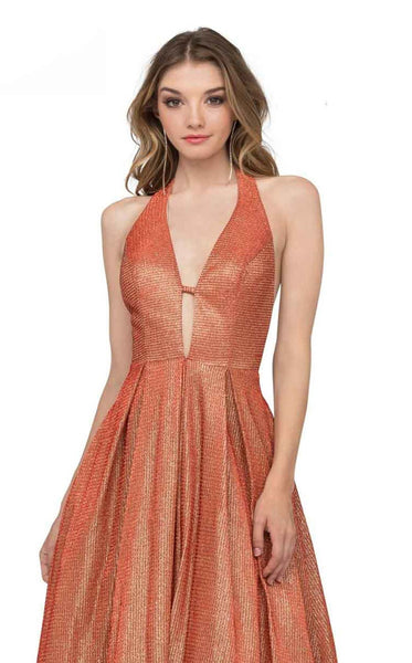 Cecilia Couture 1451 Orange