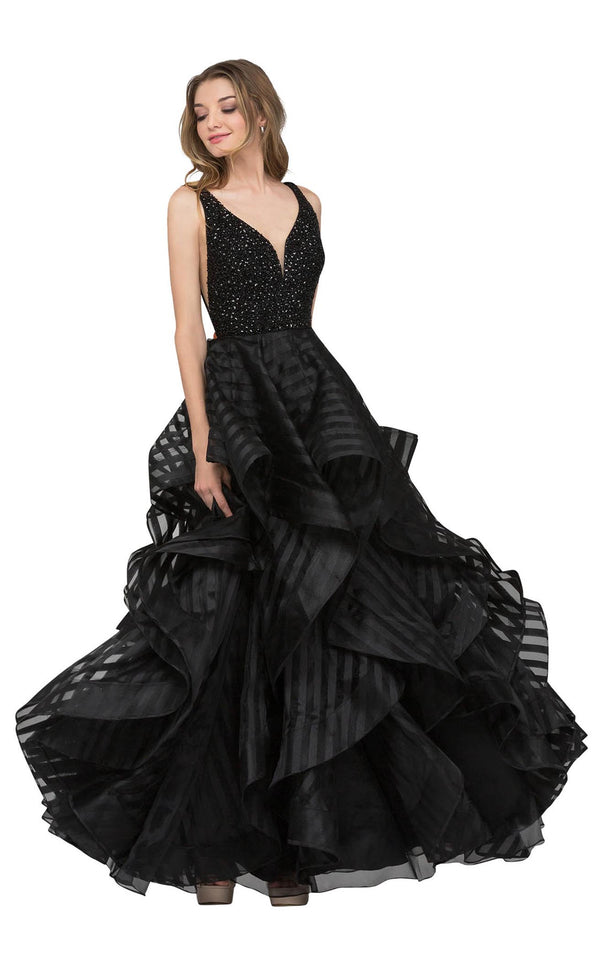 Cecilia Couture 1481 Dress