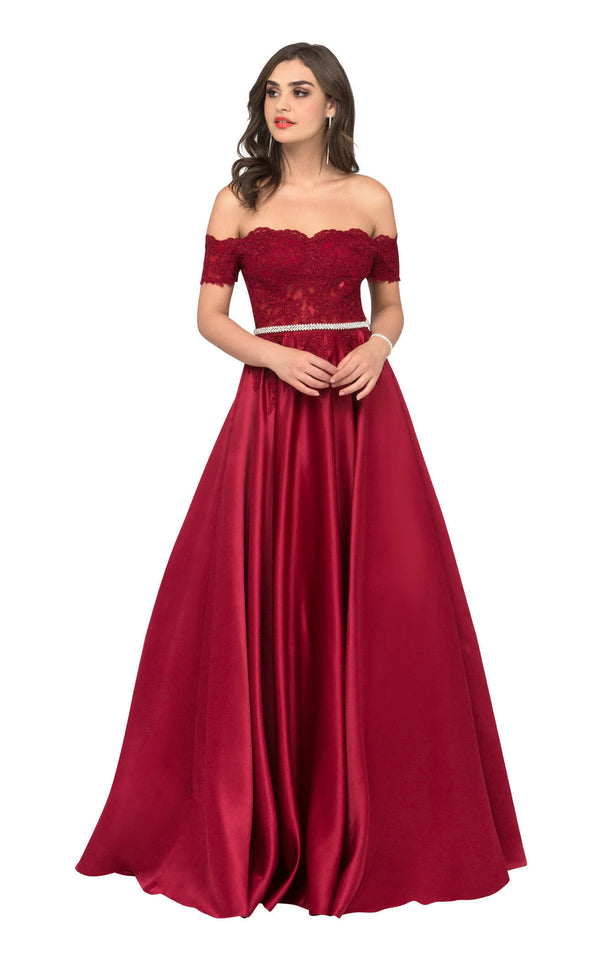 Cecilia Couture 1489 Dress