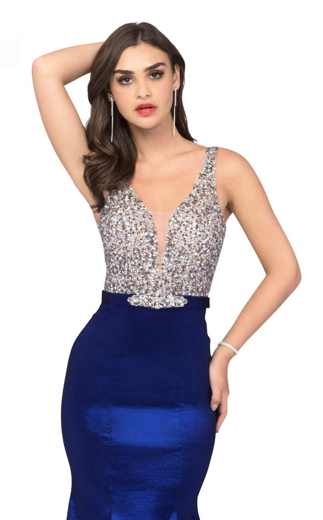 Cecilia Couture 1490 Royal Blue