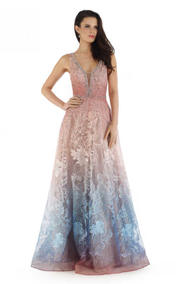 Morrell Maxie 16358 Dress Rose-Blue