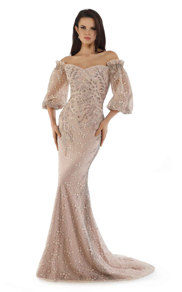 Morrell Maxie 16364 Dress Rose