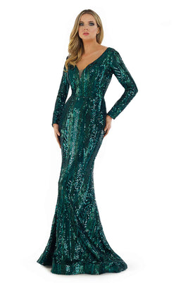 Morrell Maxie 16390 Dress Emerald
