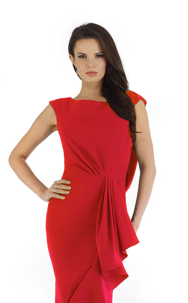 Morrell Maxie 16410 Dress Red