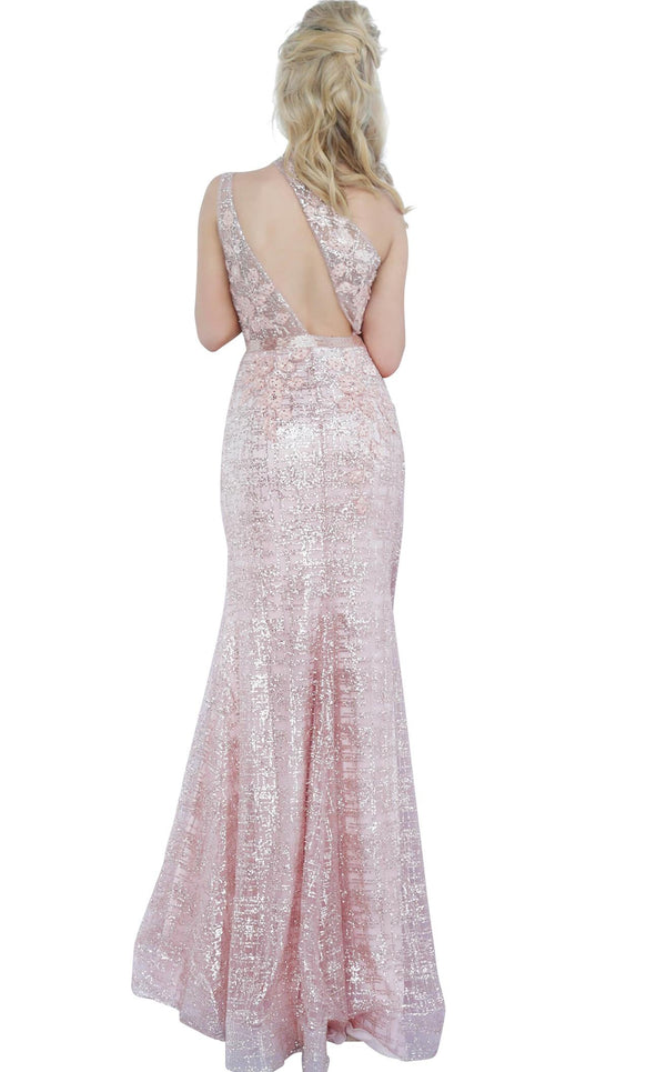 Jovani 1658 Rose-Gold