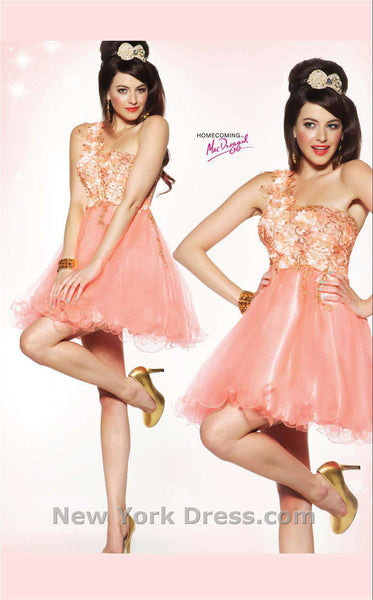 Mac Duggal 6117N Orange