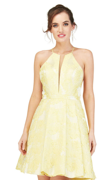Cecilia Couture 1813 Yellow