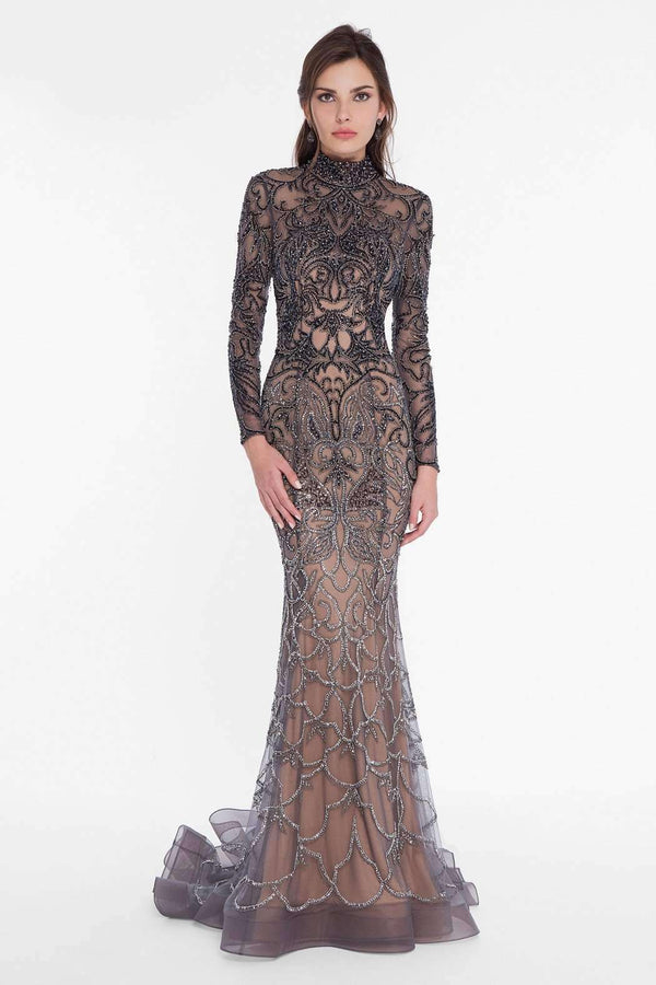 Terani Couture Dresses Dramatic Evening Gowns By Terani Online Newyorkdress