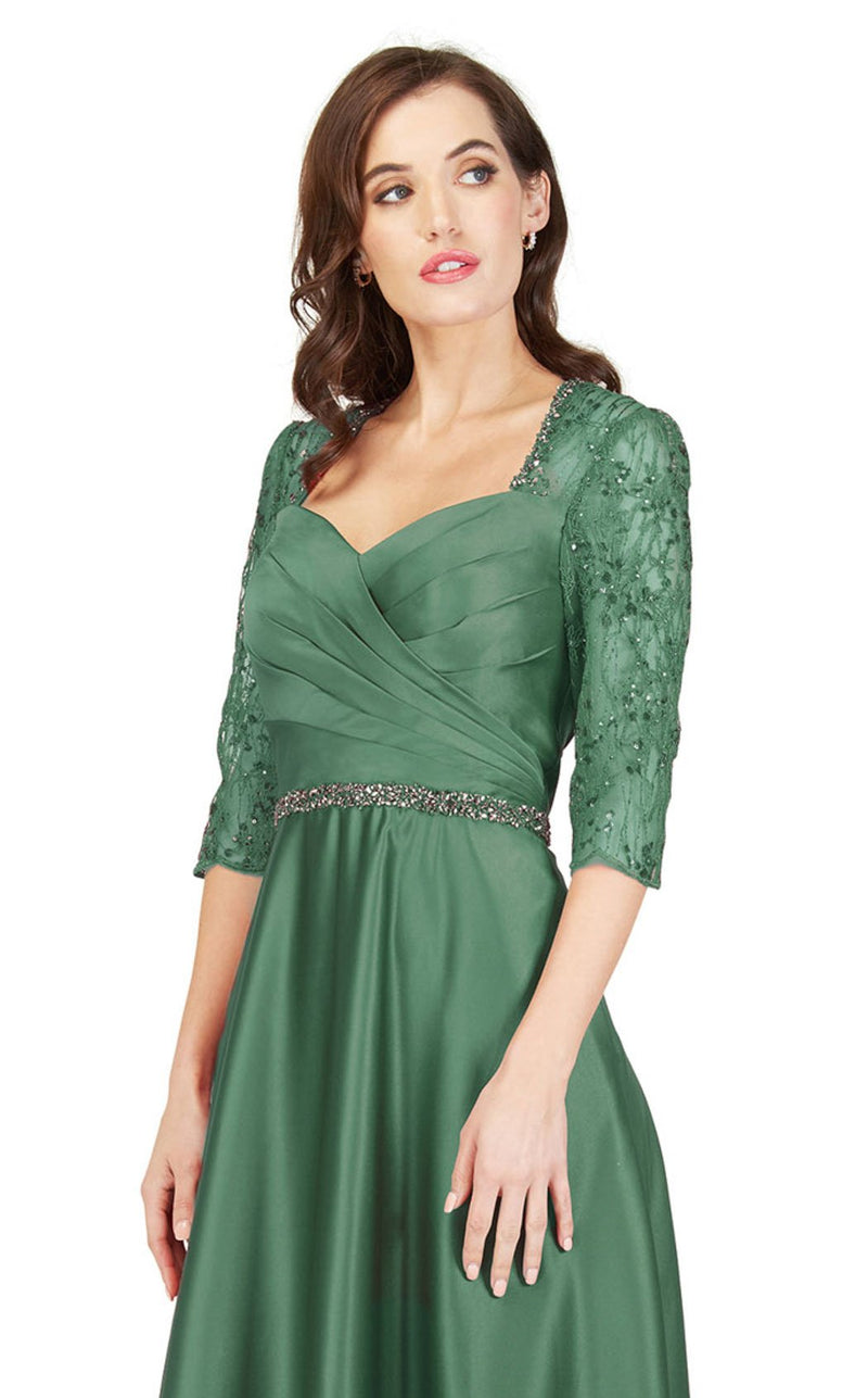 Cecilia Couture 1845 Emerald