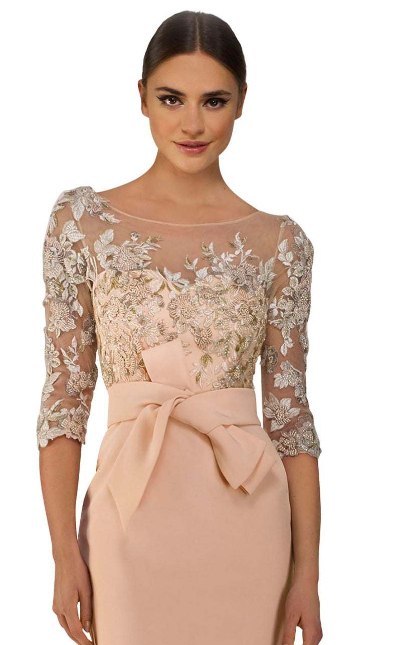 Janique 1906 Dress Blush
