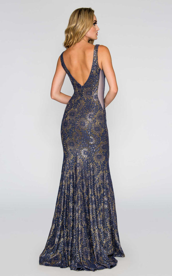 Stella Couture 19083 Dress Navy
