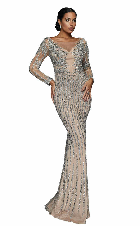 Edward Arsouni Couture FW0459 Dress