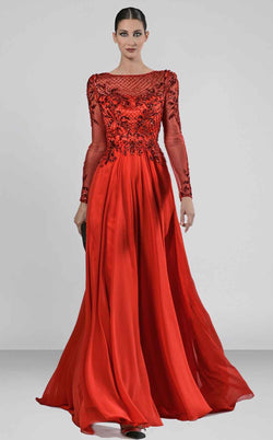 Faust 195 Dress Rouge