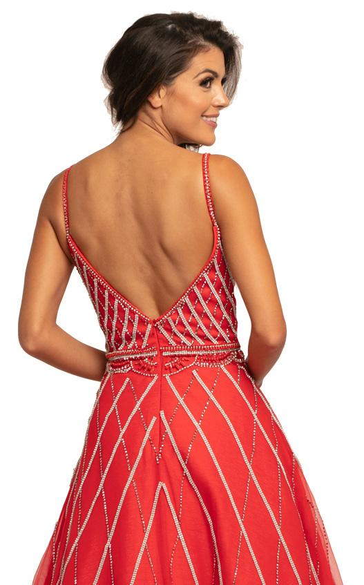 Johnathan Kayne 2003 Dress Red