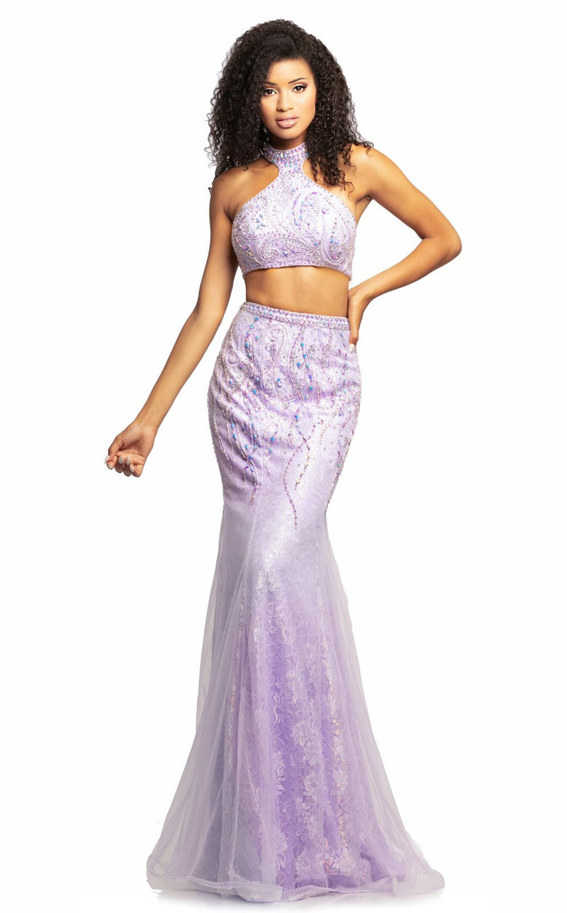 Johnathan Kayne 2005 Dress Lilac