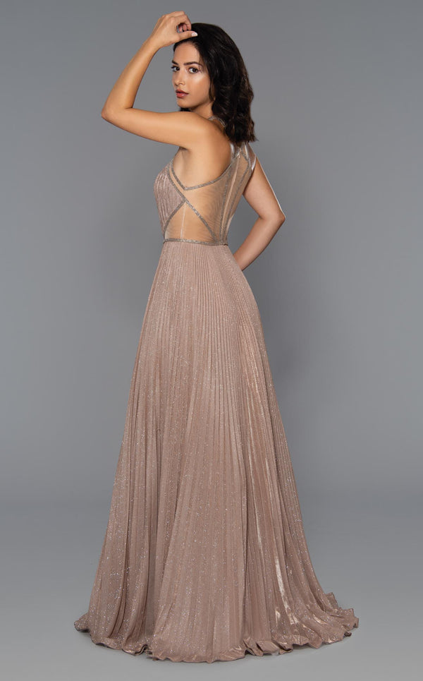 Stella Couture 20138 Dress Dusty-Pink
