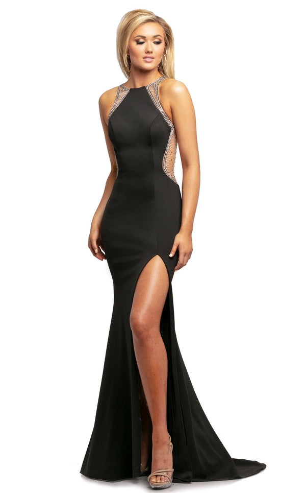 Johnathan Kayne 2023 Dress Black