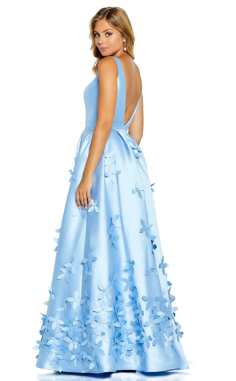 Amarra 20301 Dress Cloud-Blue