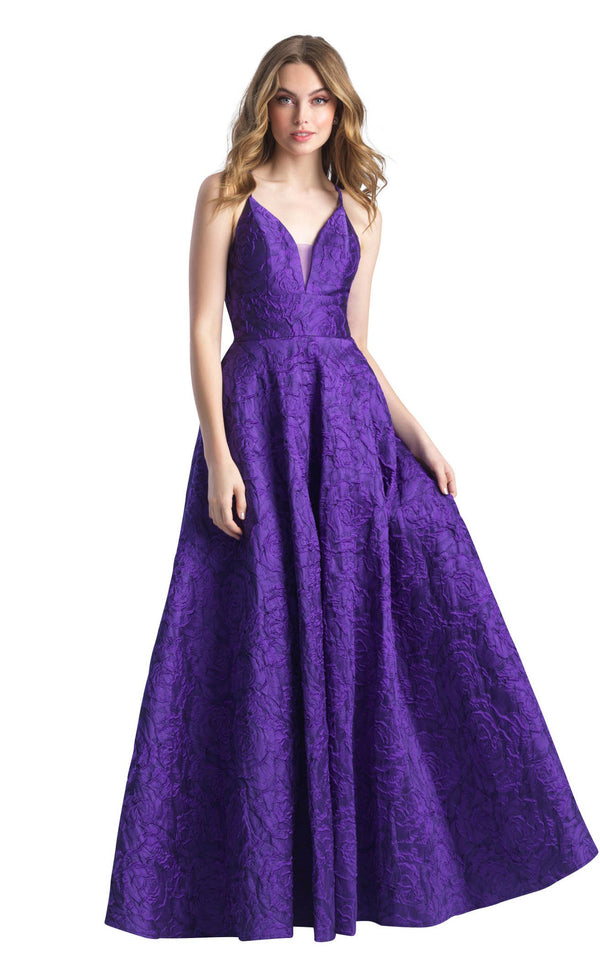 Madison James 20316 Purple
