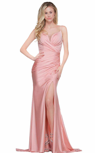 Colors Dress 2032 Pink