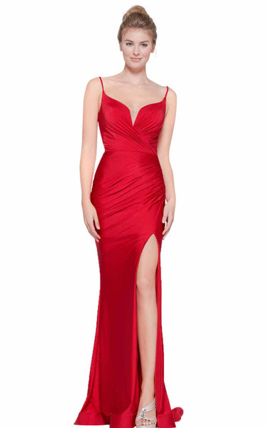 Colors Dress 2032 Red