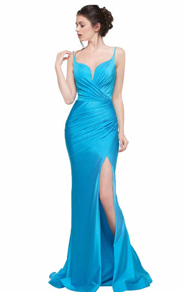 Colors Dress 2032 Turquoise