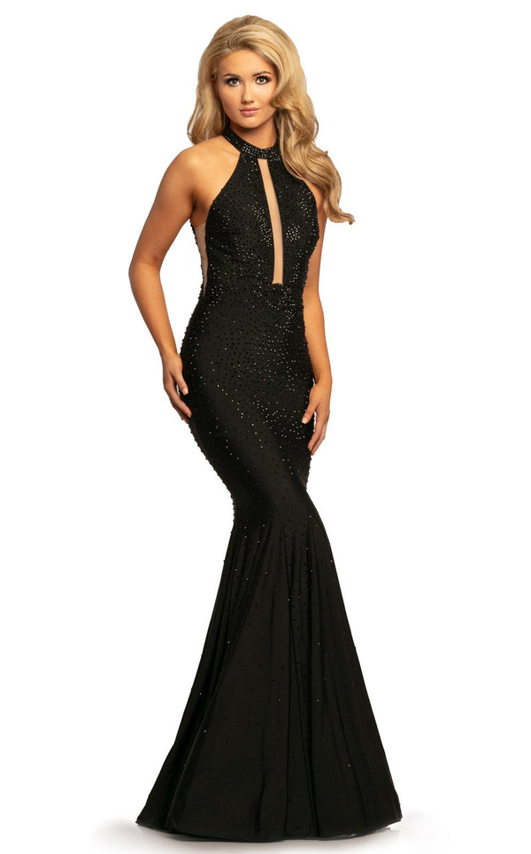 Johnathan Kayne 2037 Dress Black