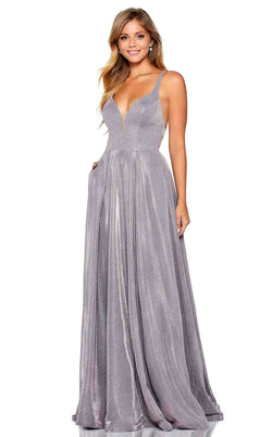 Amarra 20407 Dress Electric-Champagne