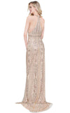 Colors Dress 2045 Nude