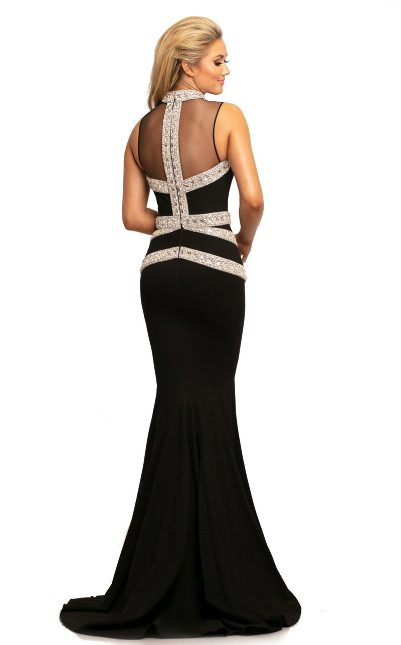 Johnathan Kayne 2048 Dress Black