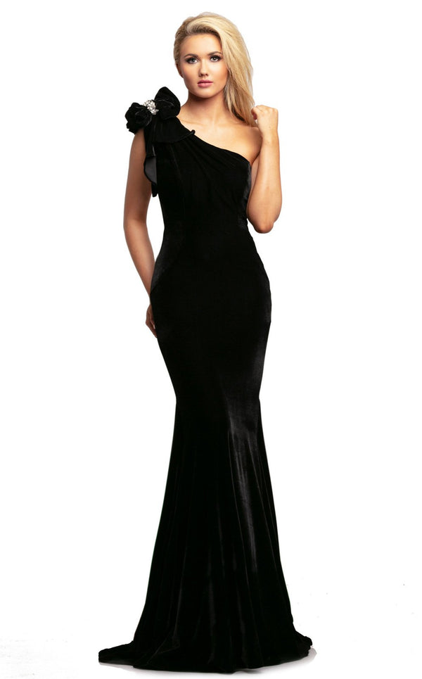 Johnathan Kayne 2055 Dress Black