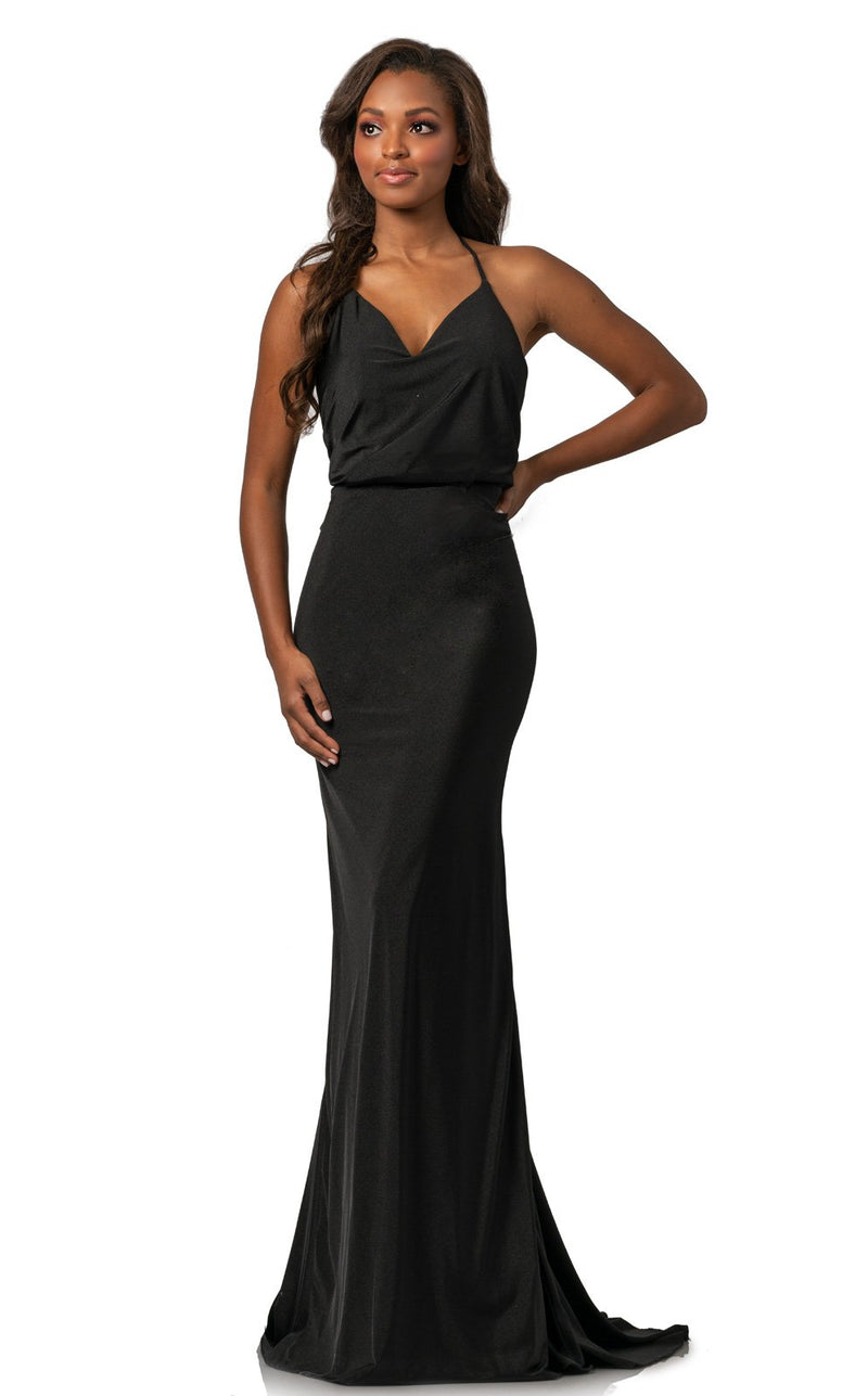 Johnathan Kayne 2059 Dress Black