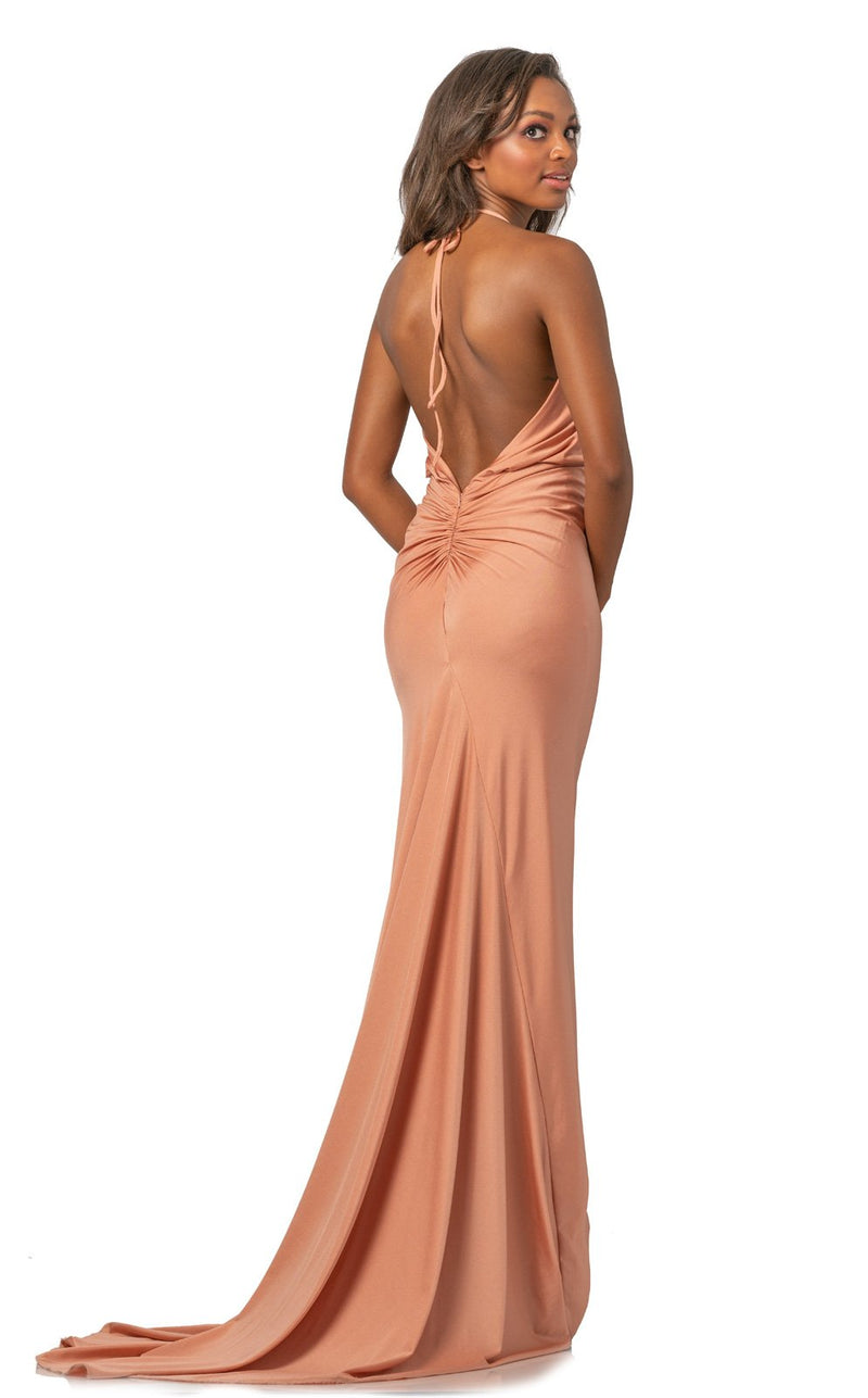 Johnathan Kayne 2059 Dress Blush