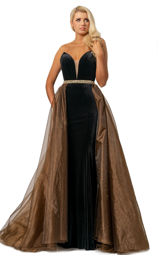 Johnathan Kayne 2063 Dress Black