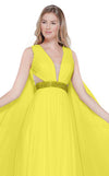 Colors Dress 2083 Yellow