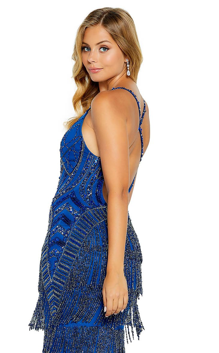 Amarra 20931 Dress Royal-Blue