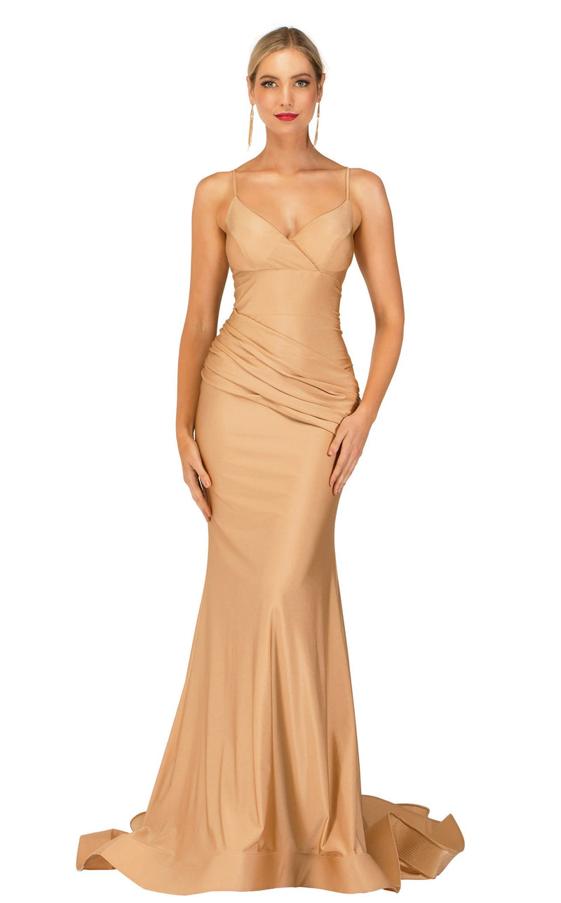 Cecilia Couture 2103 Light-Gold