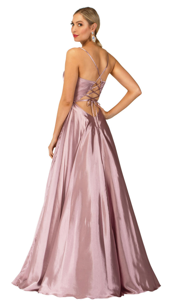 Cecilia Couture 2107 Dusty-Mauve