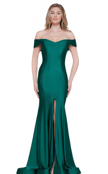 Colors Dress 2107 Emerald