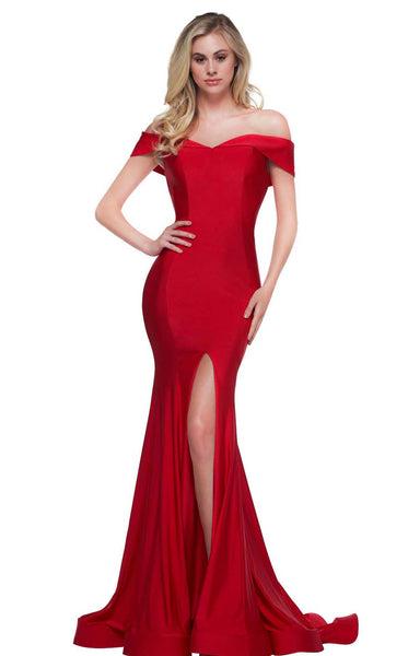 Colors Dress 2107 Red
