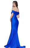 Colors Dress 2107 Royal